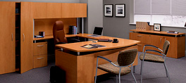 Office Furniture, Desks, Credenzas, etc.