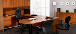 Complete Office Furnishing Systems