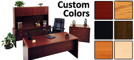 Custom Colors and Finishes