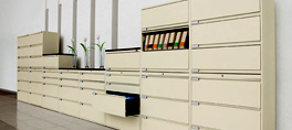 Office Filing Cabinets and Storage