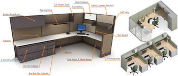 Broward Office Furniture Commercial Grade Desks Seating